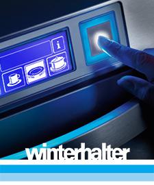 Winterhalter sistemas de lavado
