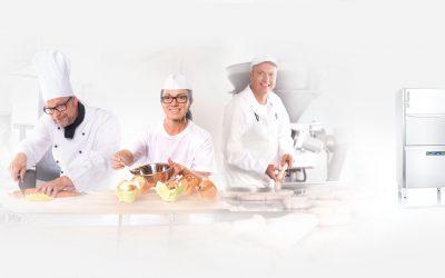 Nueva serie UF de Winterhalter con programa especial para panaderías y pastelerías