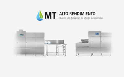 La serie MT de Winterhalter con funciones de ahorro incorporadas