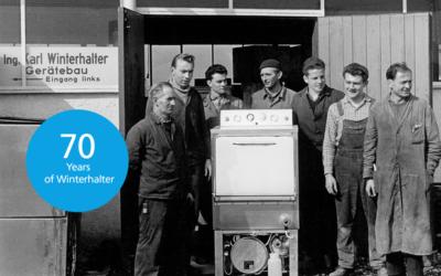 70 Años Winterhalter: Innovación, Internacionalización y Visión de Futuro